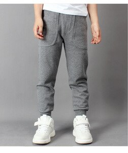 Boys' Spring And Autumn New Fashion Sports Pants Cotton Casual Pants Children's Pants