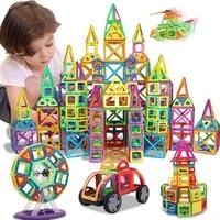 19 149pcs big size magnetic designer construction set model building toy magnets magnetic blocks educational toys for children