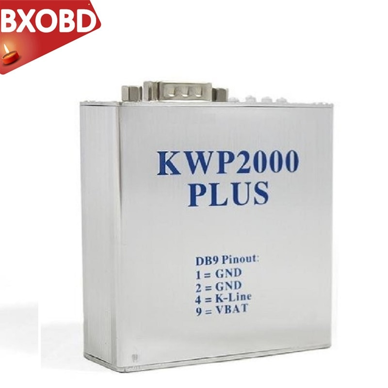 Najnowszy KWP2000 Plus ECU REMAP Flasher KWP 2000 OBD OBD2 Chip tuning ECU