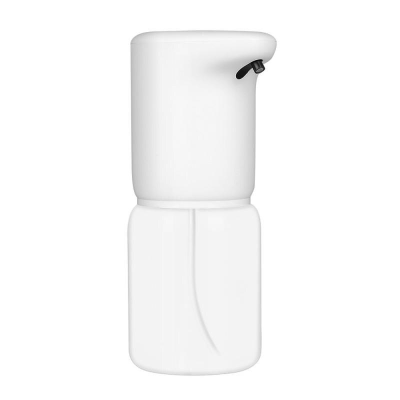 موزع صابون أوتوماتيكي بدون ضغط ، آلة رش الكحول مع مستشعر الضغط ، موزع صابون USB 400 مللي للمنزل