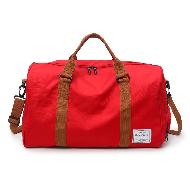 NANCY TINO Sport Gym Bag Men Woman Training Yoga Fitness Durable Multifunction Handbag Outdoor Trave