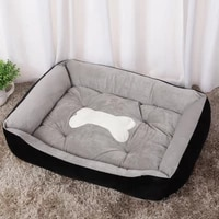 pet bed warm pet supplies small medium and large dogs soft pet bed dog washable house cat puppy cotton kennel mat supplies