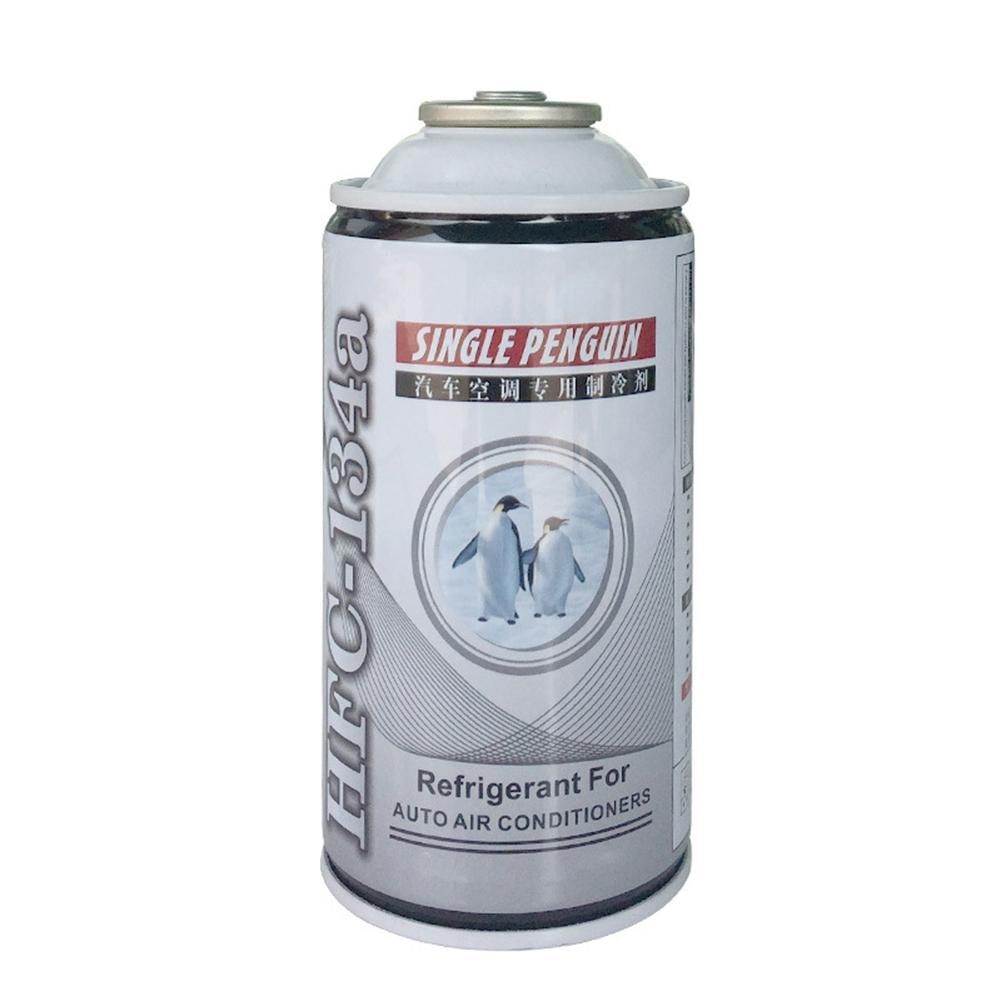 R134a agente de resfriamento para carros, agente de resfriamento seguro para ar condicionado automotivo