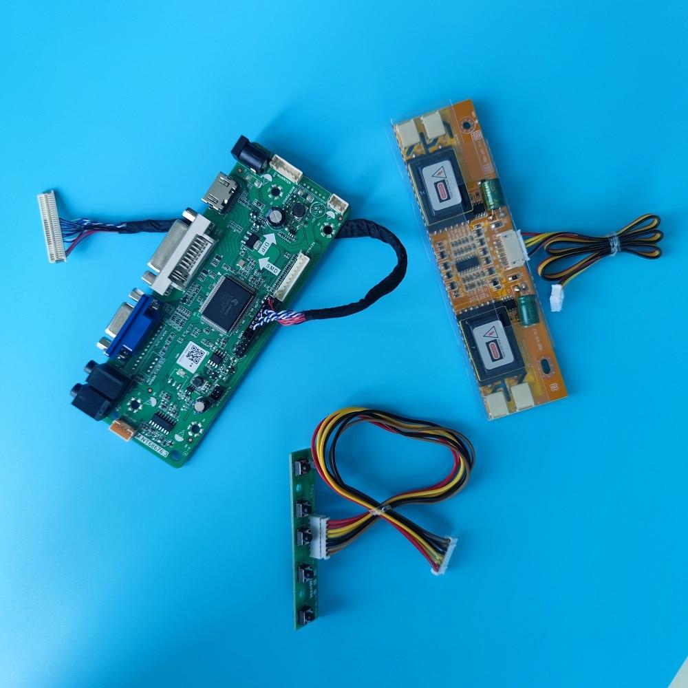 LCD لتقوم بها بنفسك VGA DVI 30pin سائق M.NT68676 طقم لوحة تحكم ل M220EW01 V7/V6/V5 1680X1050 شاشة 22.0 بوصة لوحة