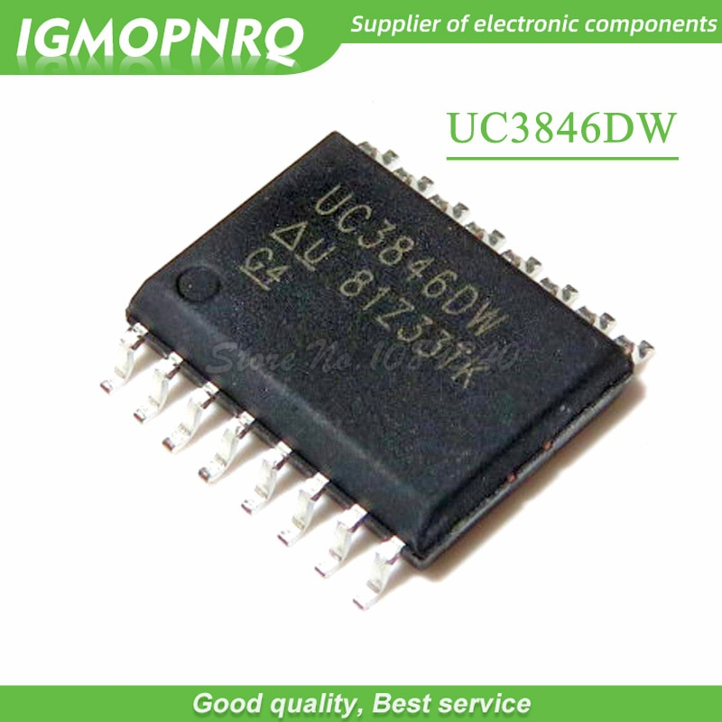 5 stücke UC3846DW SOP16 UC3846 SOP-16 UC3846DWTR IC IGMOPNRQ