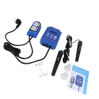 Digital Meter PH-803W WIFI ORP/PH Meter Controller Online Water Quality Monitor EU Plug AC230V 50/60Hz PH Measuring Tool