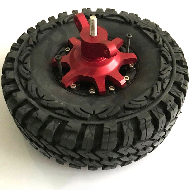 Metal Dismantling Device Installation Removal 1.9/2.2-Inch Wheel Tire For 1/10 RC Crawler Car TRX4 TRX6 D90 D110 AXIAL SCX10 enlarge