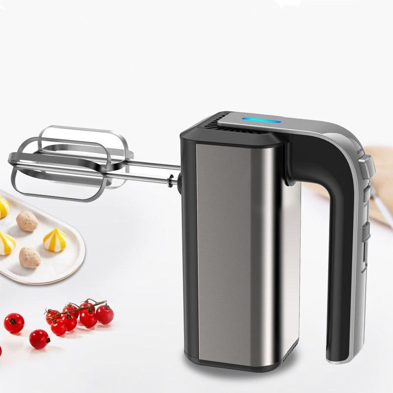 Hand Blender Dough Liquidificador Handheld Batedeira elétrica Ovo Misturador Batedor de Mão Manteiga Máquina de Cozimento Misturador Para Cozinha