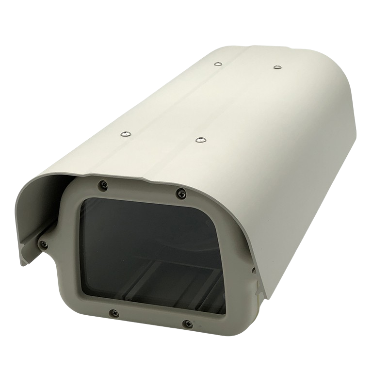 12 Inch Rainproof CCTV Camera Housing Cover 402*189*139mm Aluminum ABS Outdoor Enclosure Casing for Box Bullet Security Camera