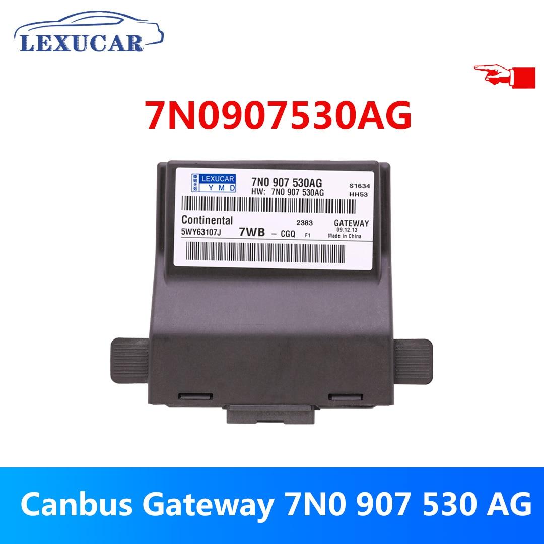 Lexucar CAN портал 7N0907530AG для VW Jetta 5 MK5 Golf 5 6 MK6 Шкода Октавия, Шкода Туран 7N0 907 530 AG