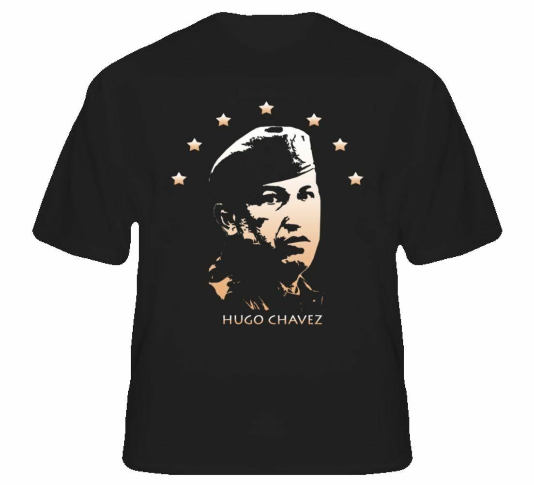 Président Hugo Chavez Venezuela t-shirt