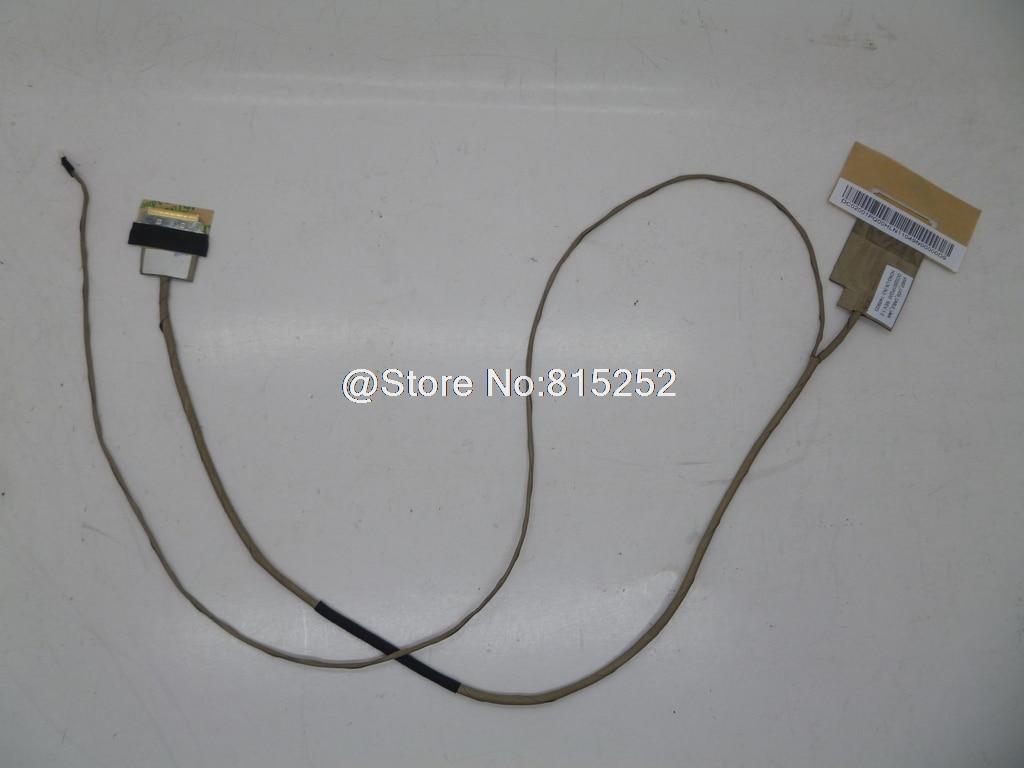 Ordenador portátil LCD lvds Cable UMA para Lenovo G400 90202731 DC02001PQ00 Cable pantalla Nuevo