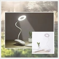 table lamp usb led table lamp study room table lamp with clamp bed reading book lamp table lamp table hand pressure bedroom lamp