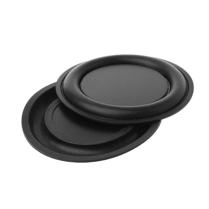 Woofers de borracha de baixo da membrana da vibração do orador passivo do subwoofer do radiador 40mm/30mm/45mm/50mm/62mm/52mm/70mm/66mm