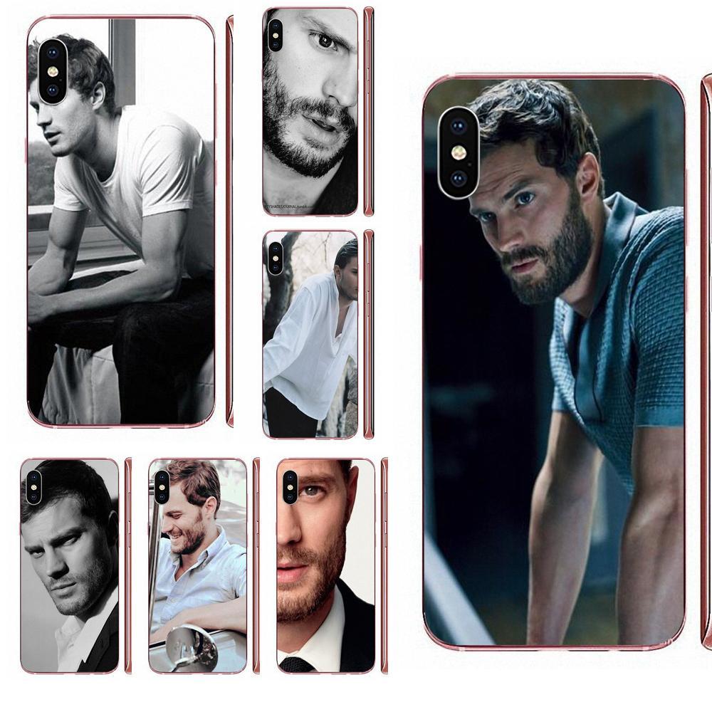 Para Huawei Honor 5C 5X 6A 6X 7 7A 7X 8 8A 8S 8X 9 10 30 Lite Pro Y6 II Y7 Y9 Prime 2019 TPU Caso Capa Jamie Dornan 50