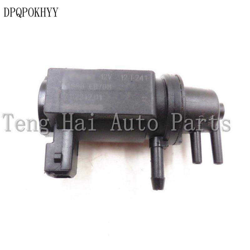 Вакуумный турбонаддув DPQPOKHYY 14956-EB70B, регулирующий клапан для NISSAN MURANO NAVARA D40 NP300, PATHFINDER 2,5 dCi 4WD