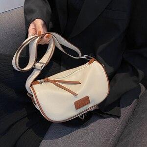 2021 New Soft PU Leather Crossbody Bags for Women Fashion Brand Luxury Designer Ladies Travel Chest Shoulder Bag Handbags Purses