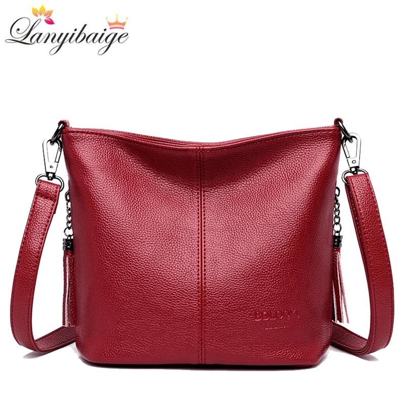 Ladies Hand Crossbody Bags for Women 2021 Luxury Handbags Women Leather Shoulder Bag Tote Bag Designer Women Bolsa Feminina