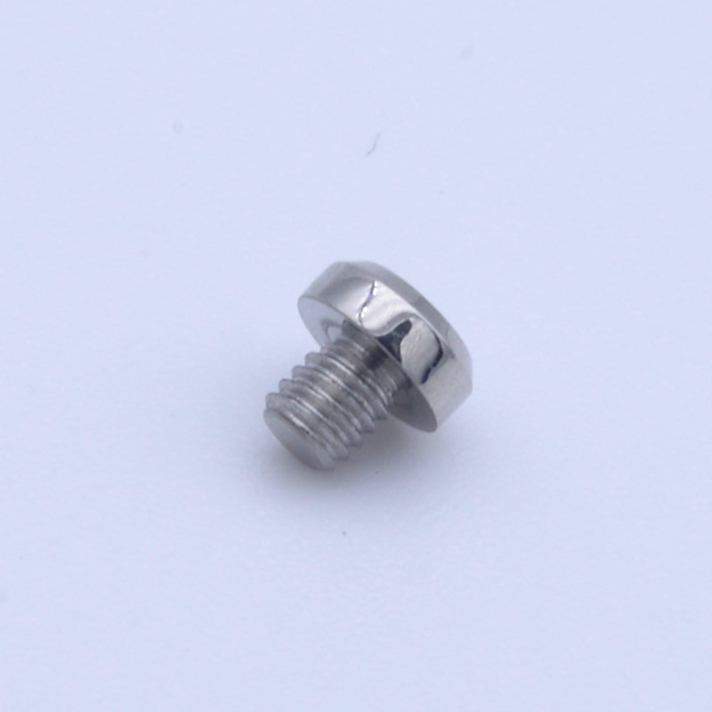 5PCS Armor screws Seiko Canned Case Protector Shroud screws For Seiko SBBN015 017 013 033 035 SRP637 watch case replace parts