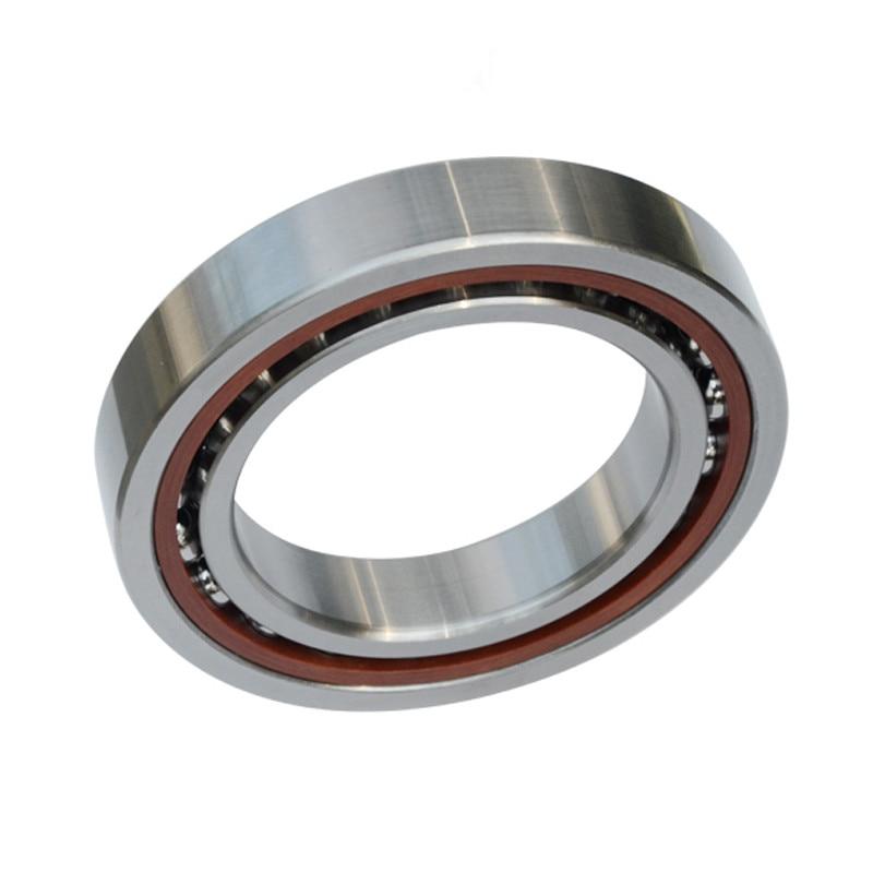 1 قطعة 71801 71801CD P4 7801 12X21X5 رقيقة الجدران مصغرة محامل للاتصال الزاوي سرعة المغزل محامل CNC ABEC-7