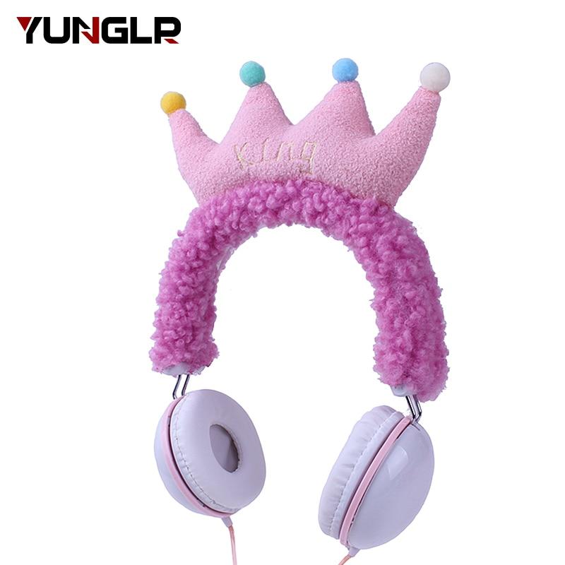 Fone de ouvido infantil com fio, fone de ouvido intra-auricular com fio para crianças