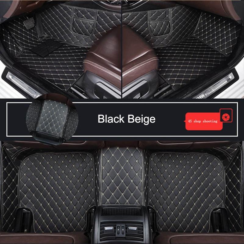 Leather Customized Car Floor Mat for Lamborghini Ueus Aventador Gallardo Carpet Car Accessories enlarge