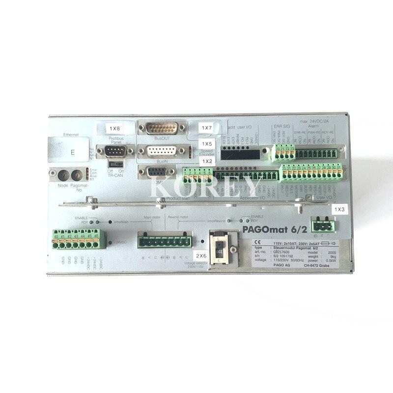 في المخزون تحكم Steuermodul pagomat 6/2 CH-9472