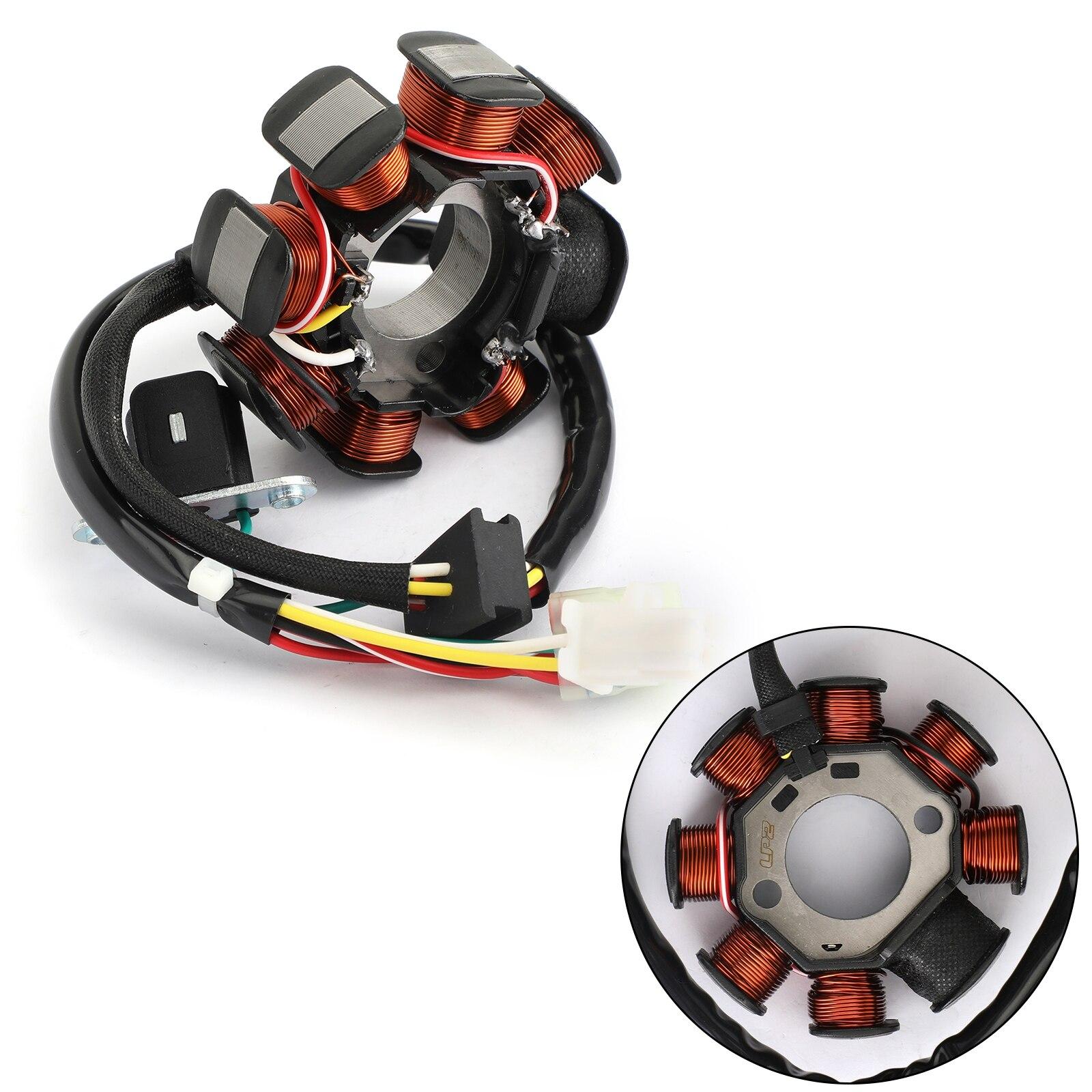 Areyourshop ل HUSQVARNA SMR450R SMR530R 2009 TC450 TC510 TE510 8000A8928 مغناطيسي مولد المحرك لفافة ثابتة المولد