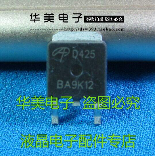 ¡Entrega Gratuita! AOD425 D425 auténtico parche MOS tubo a-252