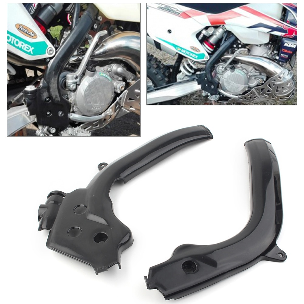 Protector de marco de protección de Motocross x-frame para Husqvarna FC FE TC TX TE KTM EXC EXC-F SX SX-F 125/250/350/450/500/505