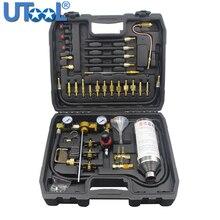 Automotive Brandstof Systeem Injector Nozzle Non-Demonteer Cleaner Fles En Tester Air Intake System Auto Reparatie Tool Kit Nieuwe stijl