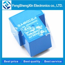 5 개/몫 SLA-05VDC-SL-A SLA-09VDC-SL-A SLA-12VDC-SL-A SLA-24VDC-SL-A SLA-48VDC-SL-A C 릴레이 4pin 5pin 6pin
