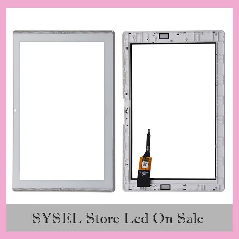 @ Para Acer Iconia uno de 10 B3-A40 pantalla táctil de cristal digitalizador de Panel Lente de Cristal frontal de Sensor