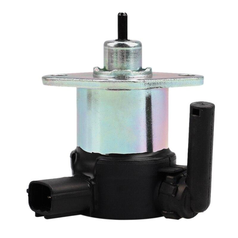 1C01060017 solenoide de cierre de combustible para motor Kubota V3300/V3600/V2203/V1505 1C01060015