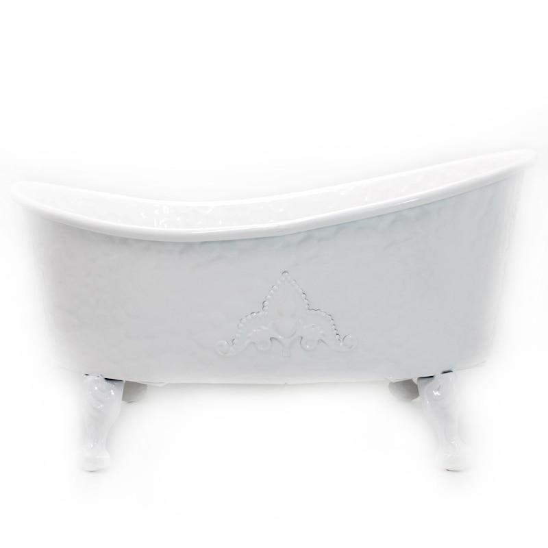 Newborn Photography Props Big Iron Bathtub White Creative Tub Hundred Days Baby Photos Furniture Props Studio Accessories