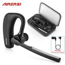 Newest K10 Bluetooth 5.0 Headset Noise Reduction Earphone Handsfree Earpiece Wireless Headphones Wit