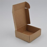 small kraft paper box for gift packaging,white jewelry boxes,black soap paper box,brown gift box,mini packing box