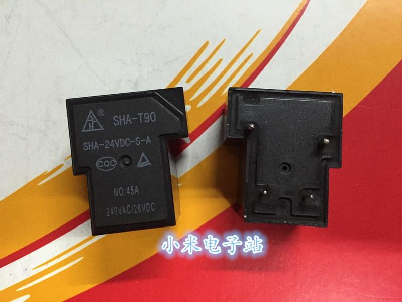 SHA-T90 قوة شون تتابع 4 أقدام عالية الحالية 45A آلة لحام SLA SHA-24VDC-S-A