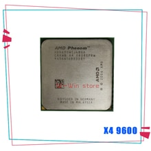 Procesador de cuatro núcleos de CPU AMD Phenom X4 9600 2,3 GHz HD9600WCJ4BGD/HD960BWCJ4BGH/HD960ZWCJ4BGD Socket AM2 +