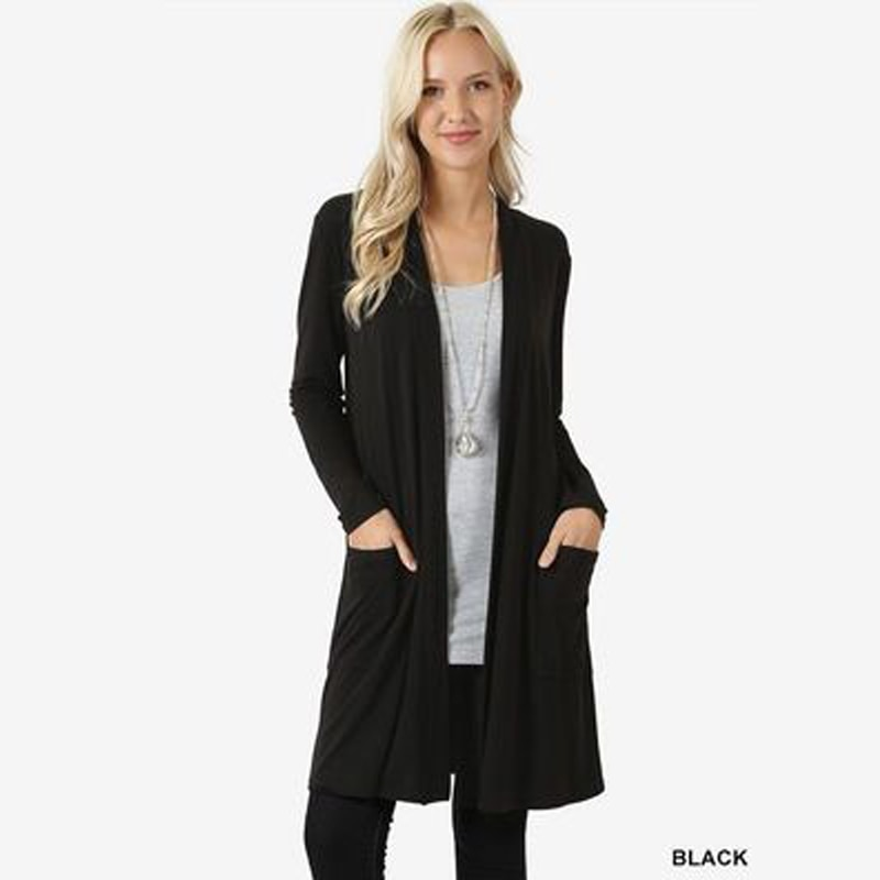 Suéter para mujer, cárdigan de manga larga, ropa tejida, suéter informal, abrigo para mujer, cárdigan de primavera y otoño, chaleco para mujer, Manche largo