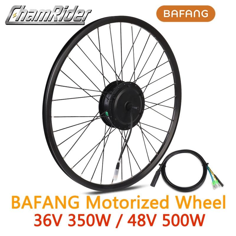 36V 350W 48V 500W SWX02 ebike kit Electric bike conversion kit motor wheel BAFANG 8fun brand RM G020.350.D DC G020.500.D DC