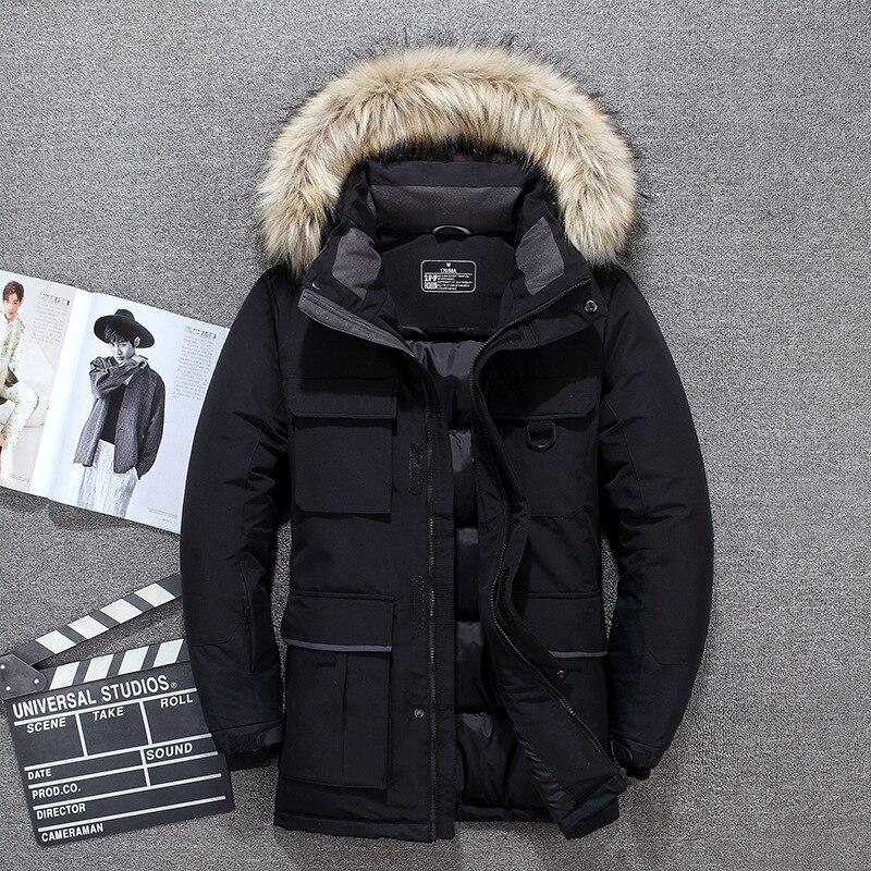 2020 chaquetas de pato para hombre de chaqueta de invierno para hombre...