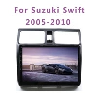 car stereo gps mp5dvd navigationmultimedia player for 2005 2006 2007 2008 2009 2010for suzuki swift 10 1 android 9 1 head unit