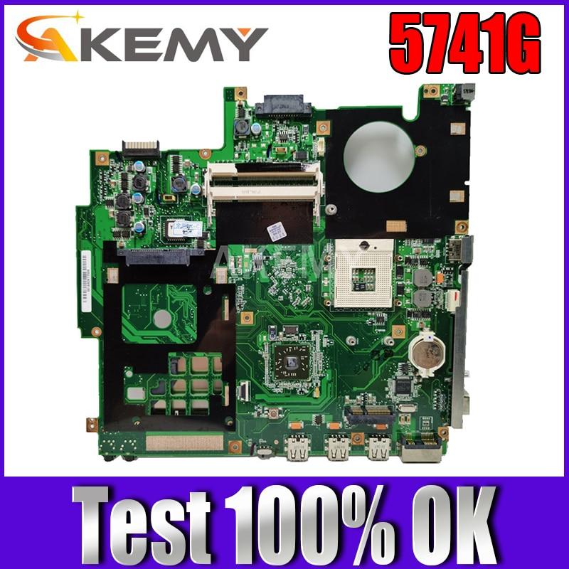 Akemy ل ASUS F5R F5RL X50R X50RL Laotop اللوحة الرئيسية F5R اللوحة الأم