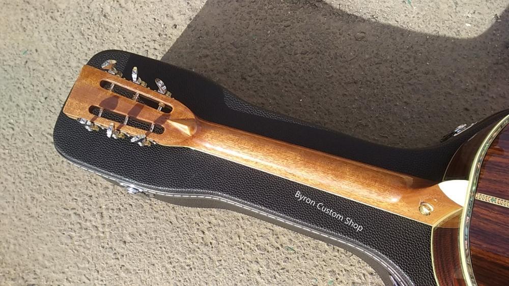 free shipping O28N solid acoustic guitar custom OO guitar ooo classic acoustic Guitars folk guitar parlor OOO acoustic guitar enlarge
