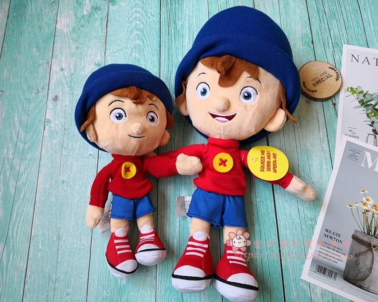 2020 Noddy oui-oui muñeca de juguete de peluche suave, juguete para regalo para niños