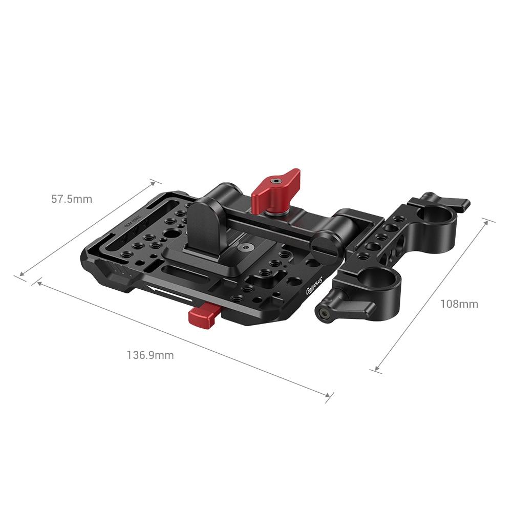 SmallRig V Mount Battery Plate with Adjustable Arm 2991 enlarge