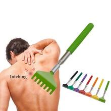1Pcs Back Scratcher Telescopic Scratching Backscratcher Massager Massager for Back Telescoping Itch