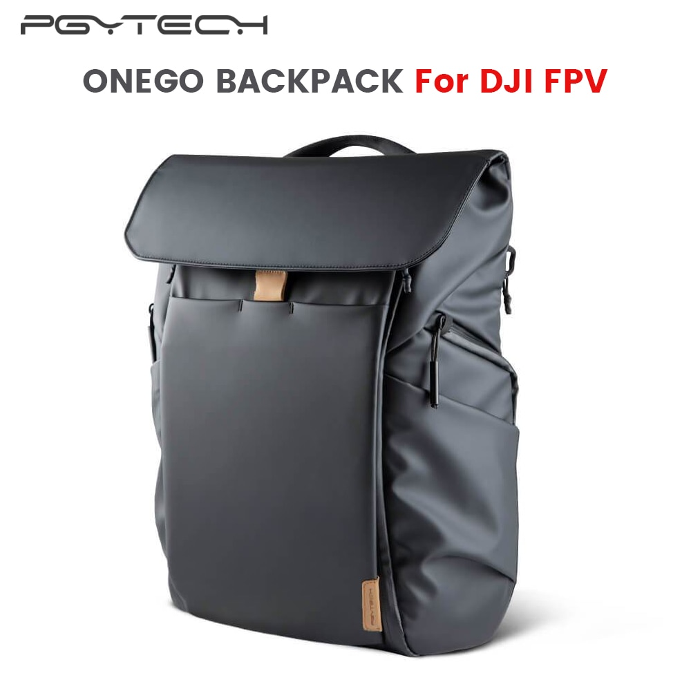 PGYTECH 18L Photography Backpack Durable Storage Bag for DJI FPV Drone Accessories OneGo Backpack 18L Waterproof Camera Bag
