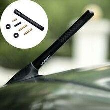 WRC Carbon Fiber Short Radio Antenna for Volvo S40 S60 S80 S90 V40 V60 V70 V90 XC60 XC70 XC90